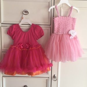 Other - Two Tulle TuTu Dresses